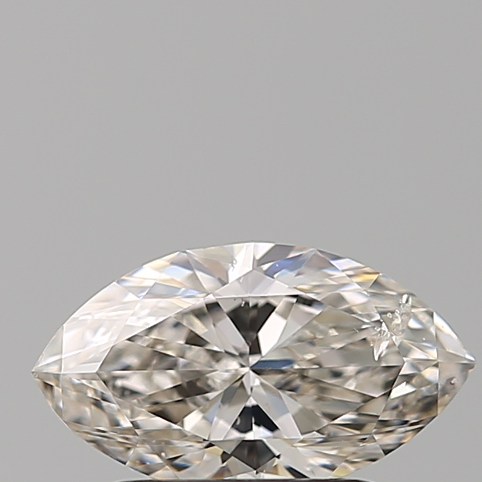 0.90 Carat Marquise Loose Diamond, J, SI2, Ideal, GIA Certified