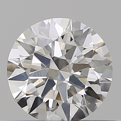 0.32 Carat Round Loose Diamond, F, VS2, Super Ideal, GIA Certified