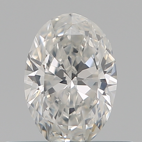 0.32 Carat Oval Loose Diamond, G, VS2, Ideal, GIA Certified | Thumbnail
