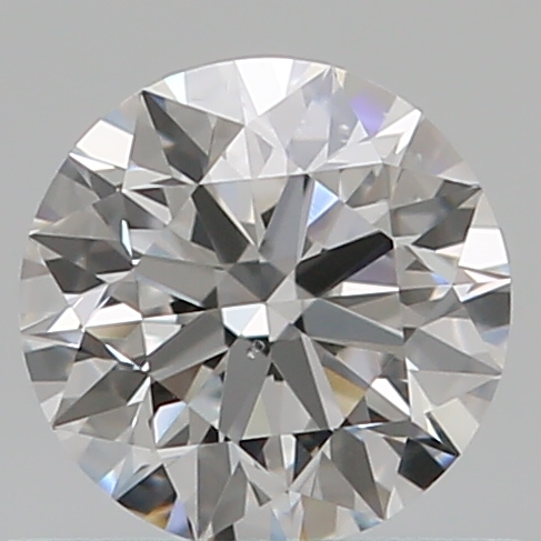 0.51 Carat Round Loose Diamond, D, VS2, Super Ideal, GIA Certified | Thumbnail