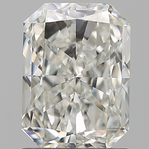 1.20 Carat Radiant Loose Diamond, H, VS1, Ideal, GIA Certified