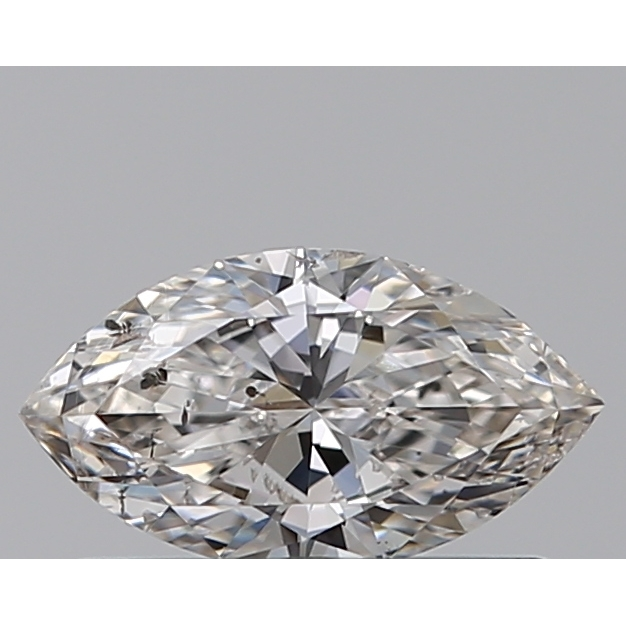 0.30 Carat Marquise Loose Diamond, G, SI2, Super Ideal, GIA Certified