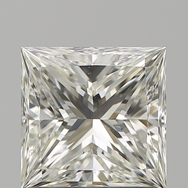 1.20 Carat Princess Loose Diamond, J, VS2, Super Ideal, GIA Certified | Thumbnail