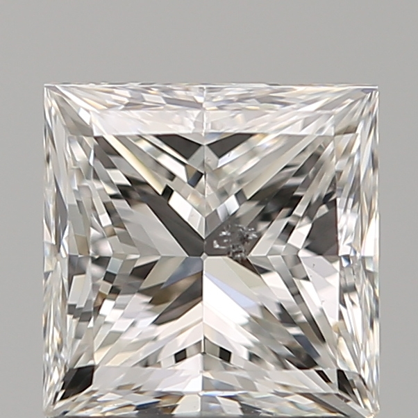 1.20 Carat Princess Loose Diamond, F, SI1, Excellent, GIA Certified