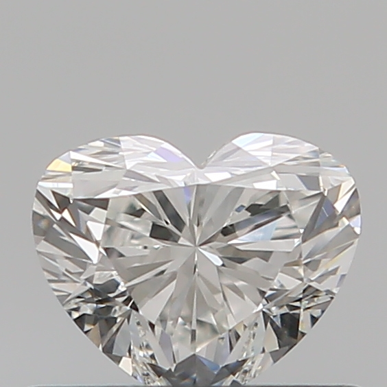 0.47 Carat Heart Loose Diamond, G, VS1, Super Ideal, GIA Certified | Thumbnail
