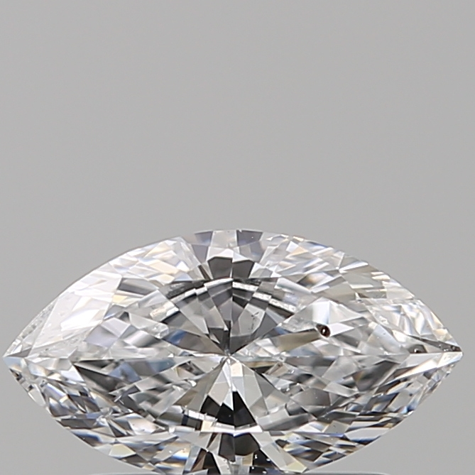 0.51 Carat Marquise Loose Diamond, D, SI1, Super Ideal, GIA Certified