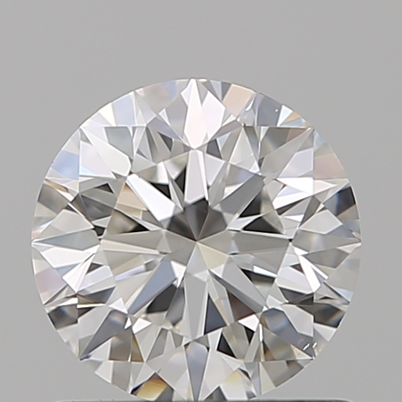 0.76 Carat Round Loose Diamond, E, VS2, Super Ideal, GIA Certified