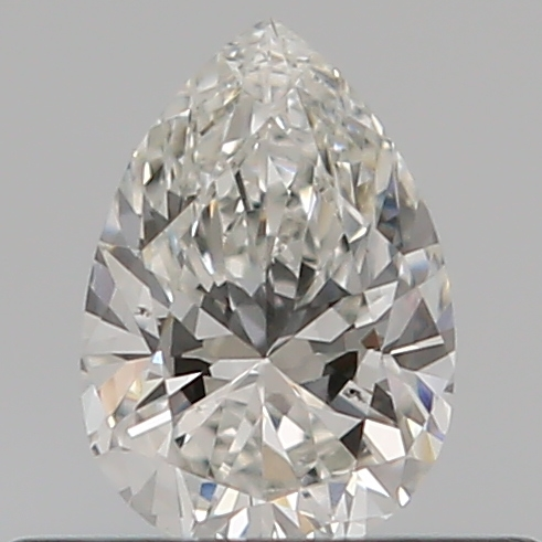 0.56 Carat Oval Loose Diamond, H, SI2, Super Ideal, GIA Certified | Thumbnail