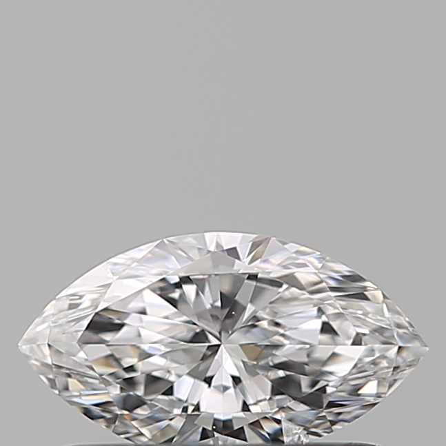 0.32 Carat Marquise Loose Diamond, D, SI2, Super Ideal, GIA Certified