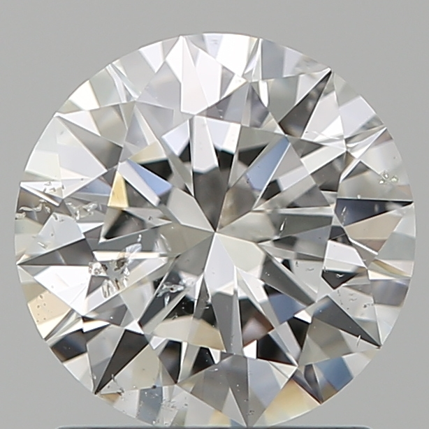 1.20 Carat Round Loose Diamond, F, SI2, Super Ideal, GIA Certified