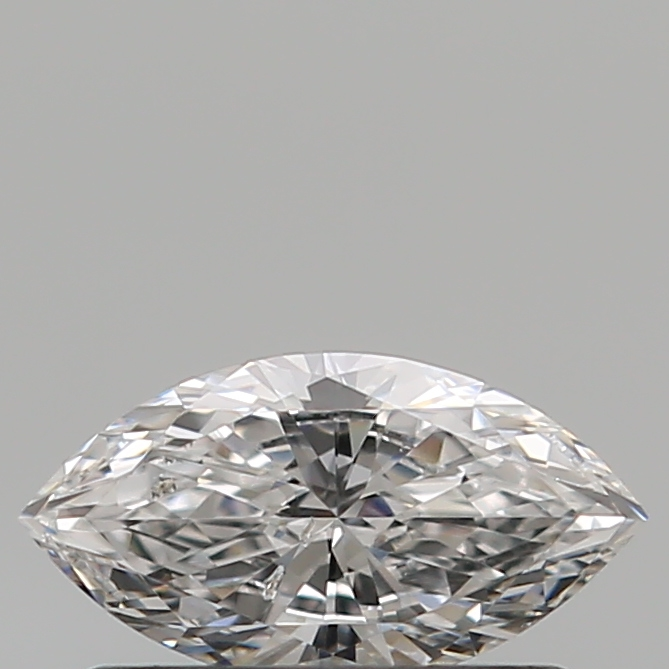 0.32 Carat Marquise Loose Diamond, D, SI2, Ideal, GIA Certified