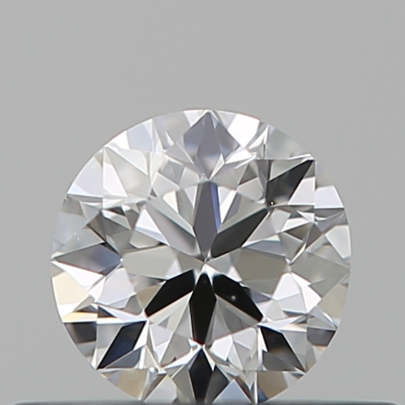 0.30 Carat Round Loose Diamond, D, SI1, Excellent, GIA Certified