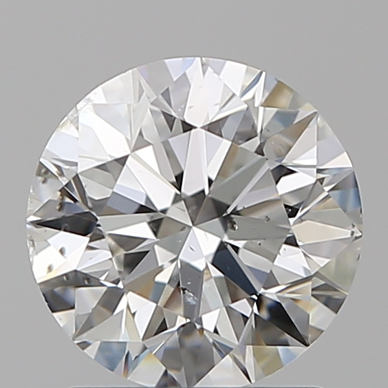 1.40 Carat Round Loose Diamond, G, SI2, Super Ideal, GIA Certified