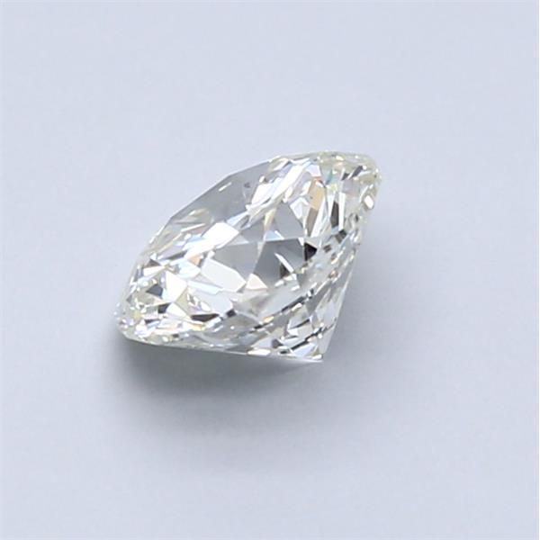 0.90 Carat Round Loose Diamond, I, SI1, Super Ideal, GIA Certified
