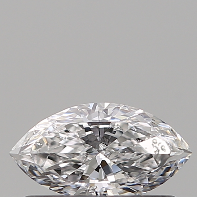 0.30 Carat Marquise Loose Diamond, D, SI2, Excellent, GIA Certified