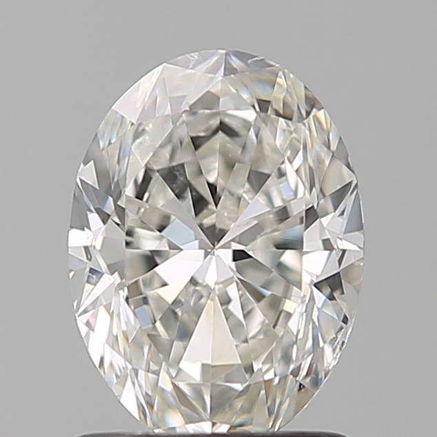 1.20 Carat Oval Loose Diamond, G, SI1, Ideal, GIA Certified