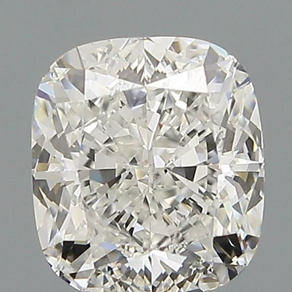 0.90 Carat Cushion Loose Diamond, H, VS2, Excellent, GIA Certified