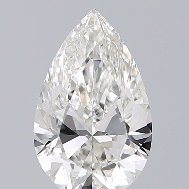 0.75 Carat Pear Loose Diamond, G, VVS1, Ideal, GIA Certified
