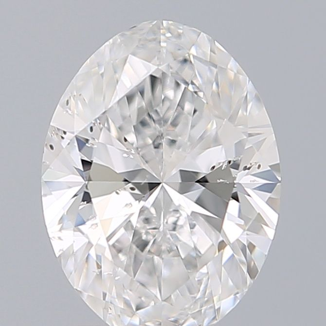 1.20 Carat Oval Loose Diamond, D, SI1, Super Ideal, GIA Certified | Thumbnail