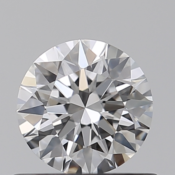 0.48 Carat Round Loose Diamond, E, IF, Super Ideal, GIA Certified