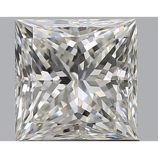 1.01 Carat Princess Loose Diamond, H, VS1, Super Ideal, GIA Certified