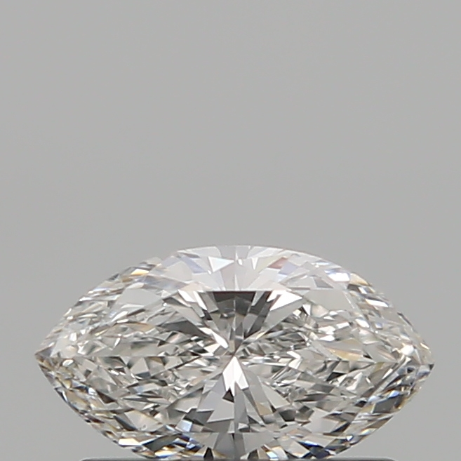 0.35 Carat Marquise Loose Diamond, F, VVS2, Super Ideal, GIA Certified