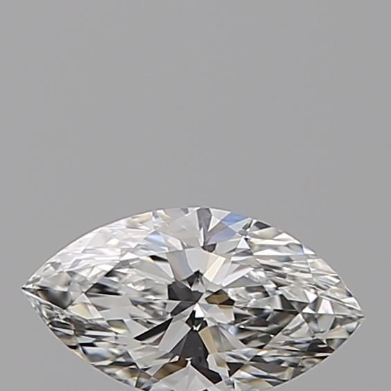 0.30 Carat Marquise Loose Diamond, F, VS1, Ideal, GIA Certified | Thumbnail