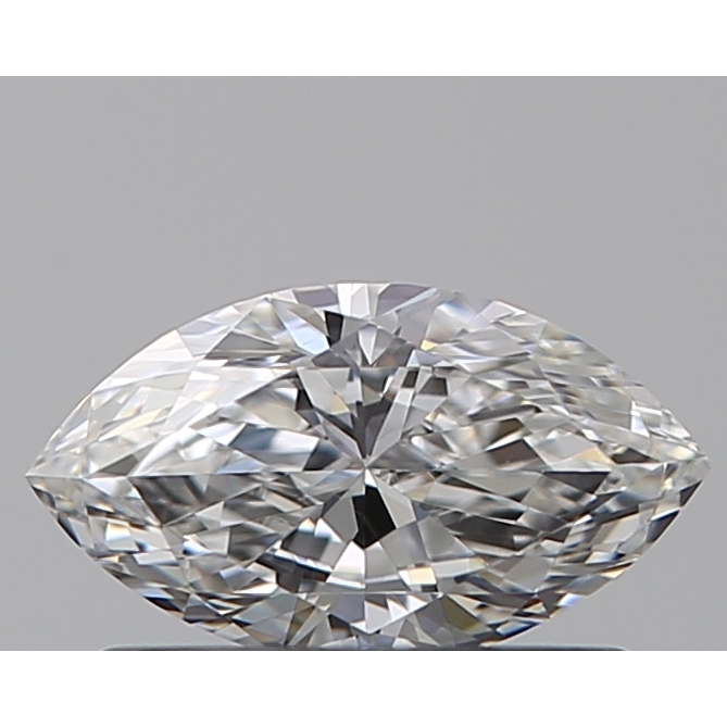 0.38 Carat Marquise Loose Diamond, E, VS2, Ideal, GIA Certified