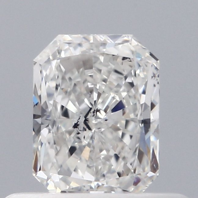 0.44 Carat Radiant Loose Diamond, G, I1, Ideal, GIA Certified