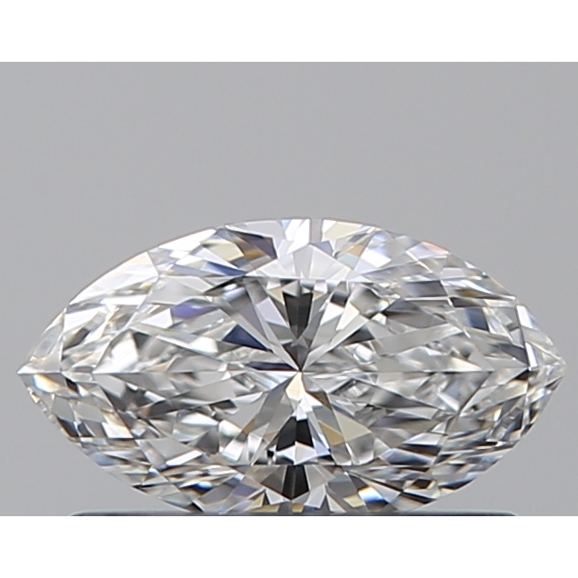 0.35 Carat Marquise Loose Diamond, E, VS2, Ideal, GIA Certified