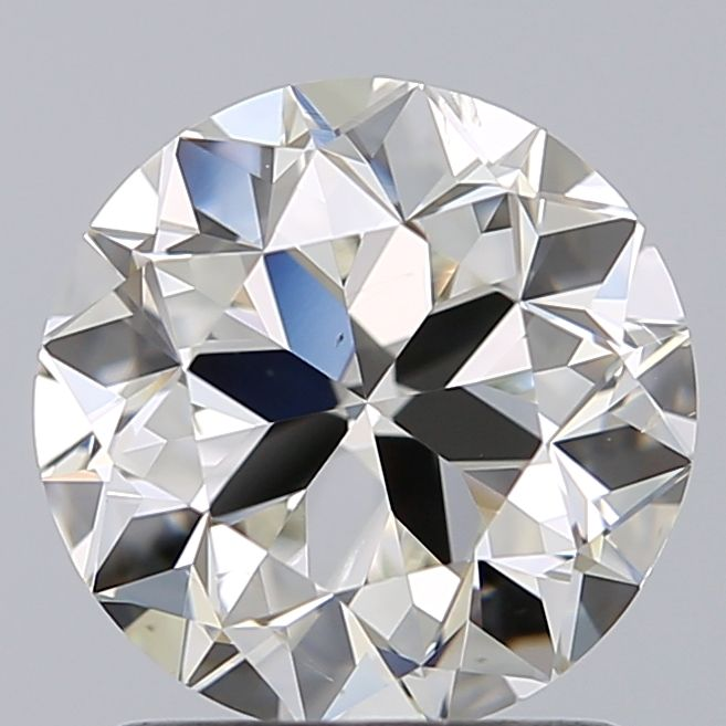 1.50 Carat Round Loose Diamond, I, SI1, Excellent, GIA Certified