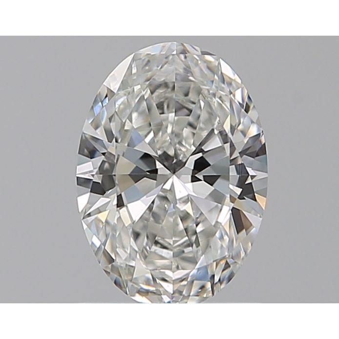 0.90 Carat Oval Loose Diamond, G, VS2, Super Ideal, GIA Certified | Thumbnail