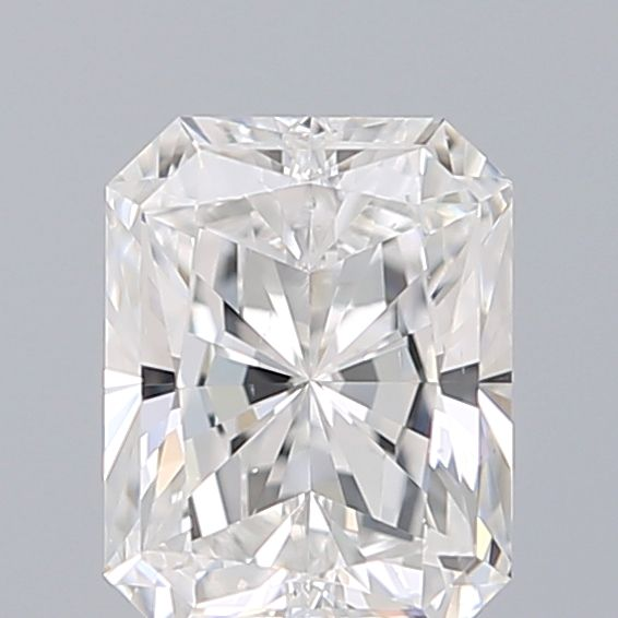 0.70 Carat Radiant Loose Diamond, E, SI1, Excellent, GIA Certified