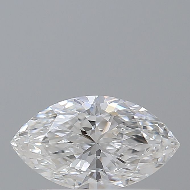 0.40 Carat Marquise Loose Diamond, D, VS1, Super Ideal, GIA Certified