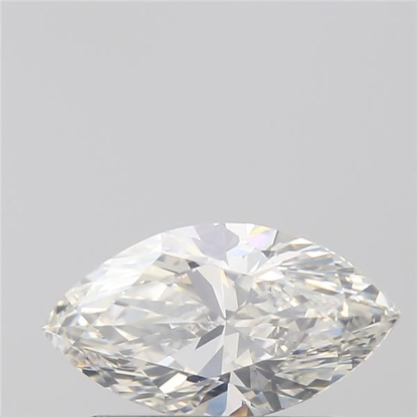 0.50 Carat Marquise Loose Diamond, H, SI1, Ideal, GIA Certified