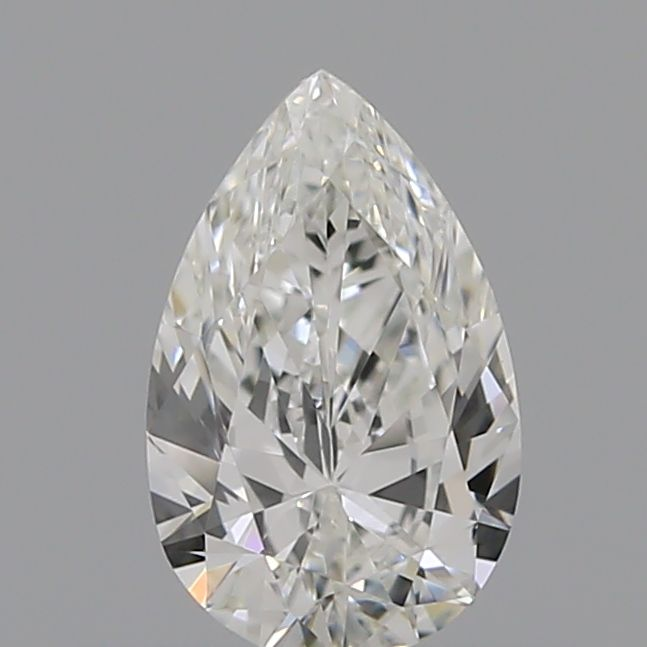0.33 Carat Pear Loose Diamond, G, IF, Super Ideal, GIA Certified