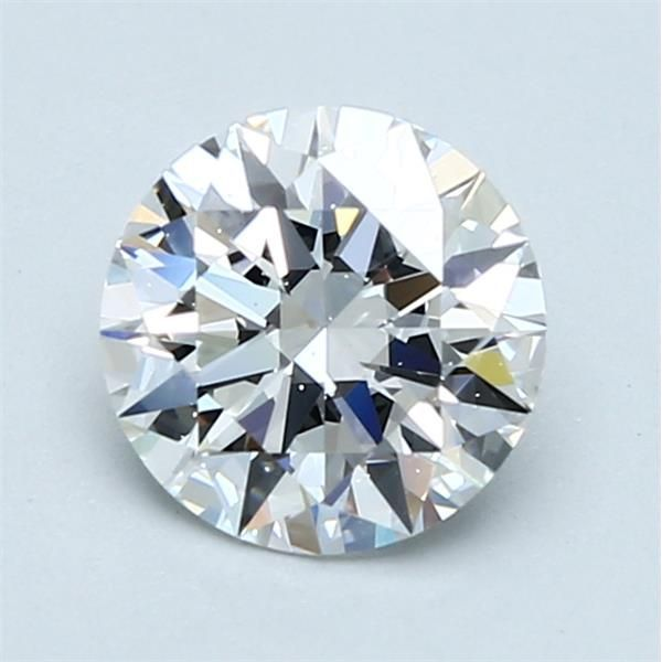 1.20 Carat Round Loose Diamond, D, SI1, Super Ideal, GIA Certified