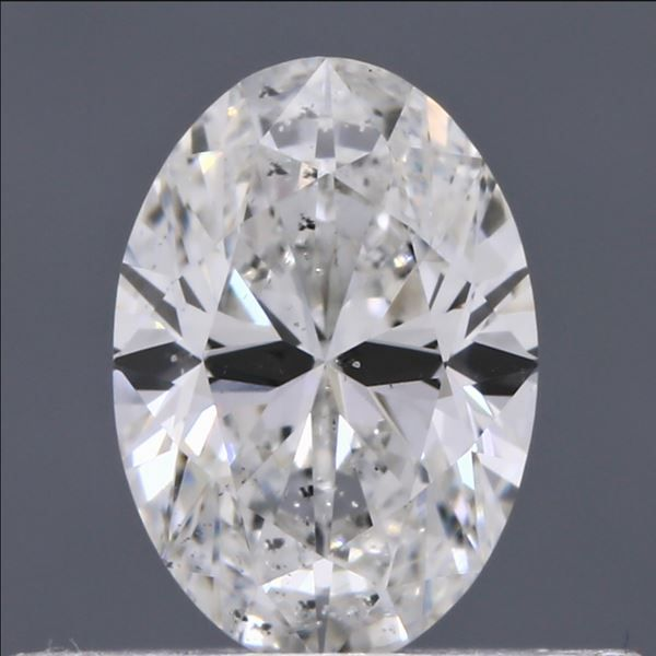 1.01 Carat Oval Loose Diamond, F, SI2, Super Ideal, GIA Certified | Thumbnail