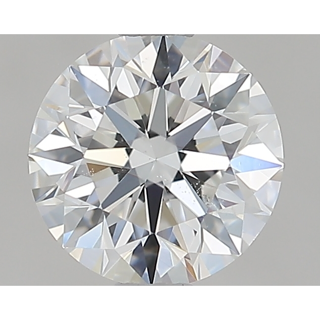 0.80 Carat Round Loose Diamond, E, SI1, Super Ideal, GIA Certified