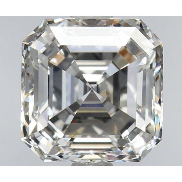 1.51 Carat Asscher Loose Diamond, H, VVS1, Super Ideal, GIA Certified | Thumbnail