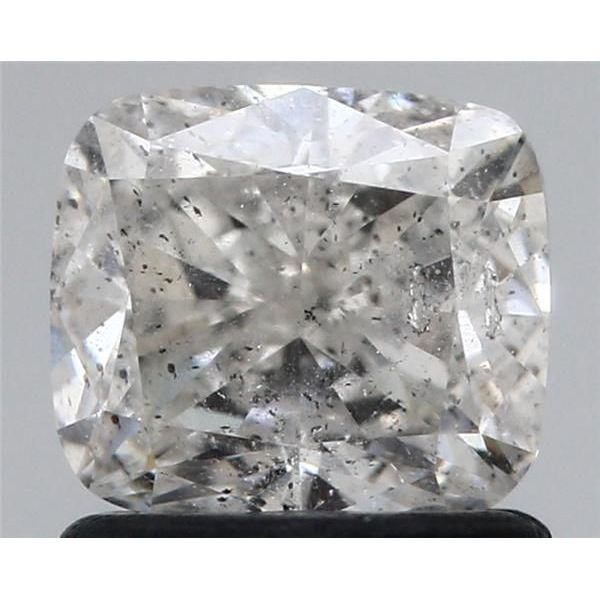 1.11 Carat Cushion Loose Diamond, I, I1, Excellent, GIA Certified