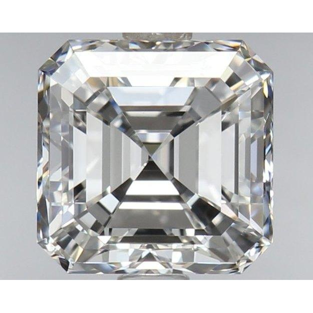 1.51 Carat Asscher Loose Diamond, F, VS1, Super Ideal, GIA Certified | Thumbnail