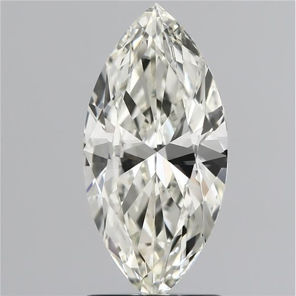1.34 Carat Marquise Loose Diamond, M, VVS1, Super Ideal, GIA Certified