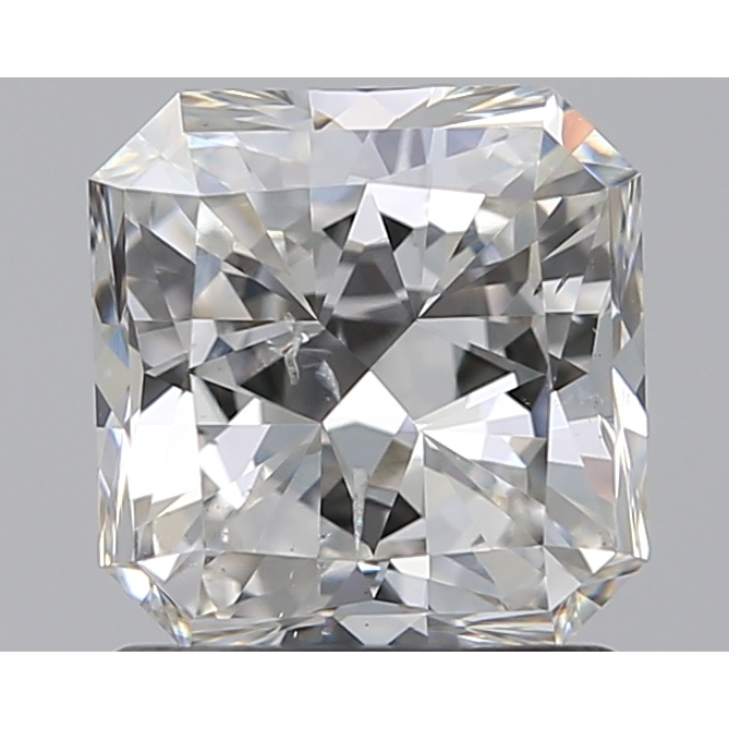 1.20 Carat Radiant Loose Diamond, G, SI2, Super Ideal, GIA Certified