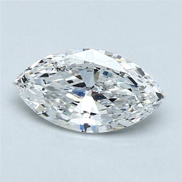 1.01 Carat Marquise Loose Diamond, E, SI2, Excellent, GIA Certified