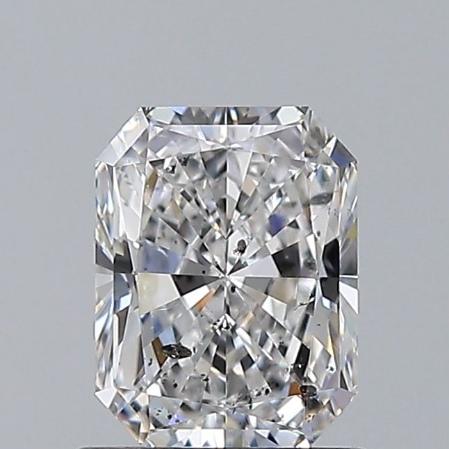 1.01 Carat Radiant Loose Diamond, D, SI2, Ideal, GIA Certified