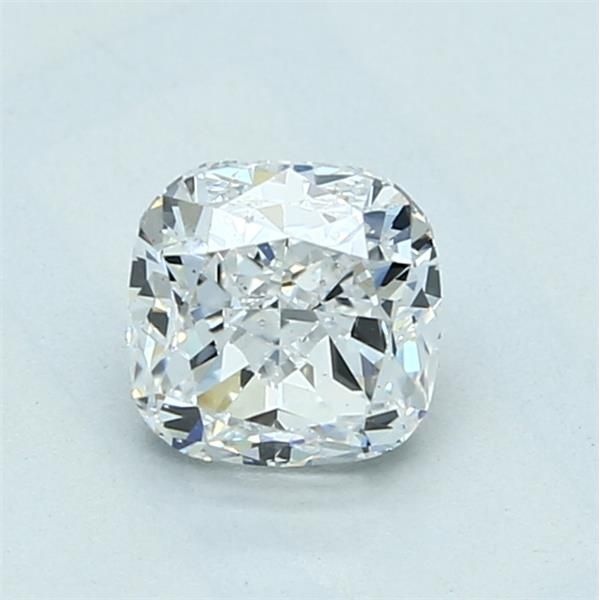 1.01 Carat Cushion Loose Diamond, D, SI1, Excellent, GIA Certified