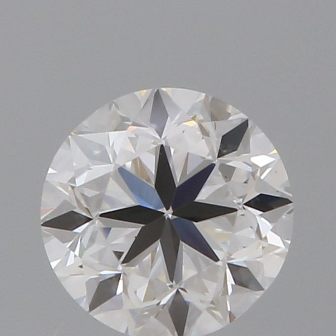 0.50 Carat Round Loose Diamond, E, VS1, Very Good, GIA Certified