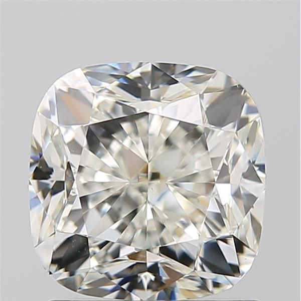 1.51 Carat Cushion Loose Diamond, I, VS1, Excellent, GIA Certified