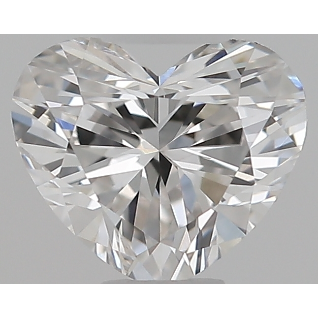 0.30 Carat Heart Loose Diamond, G, VS1, Ideal, GIA Certified | Thumbnail